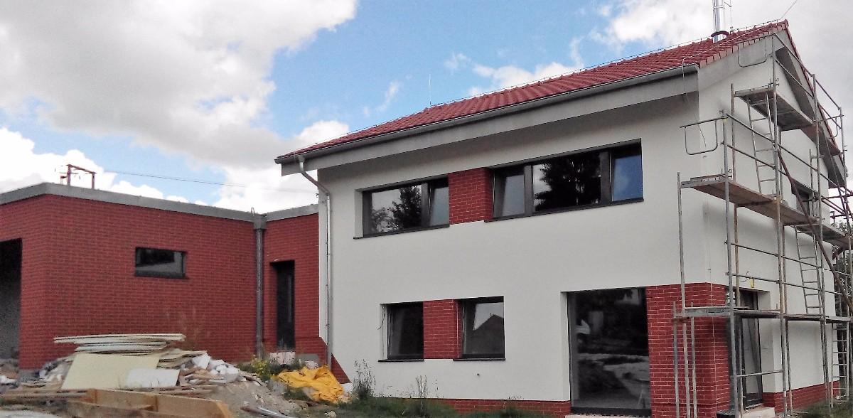 Fasada Rd Herspice Konstrukta Stavby S R O